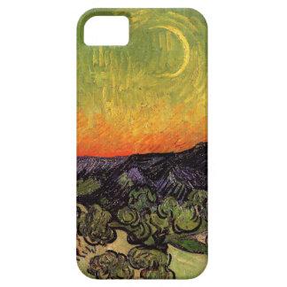 Vincent Van Gogh Moonlit Landscape Case For iPhone 5/5S