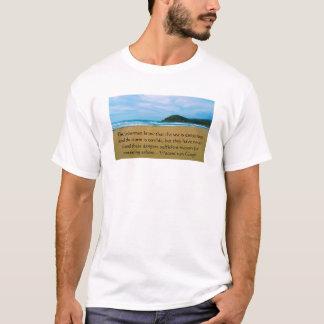 Vincent van Gogh motivational quote T-Shirt