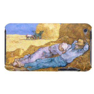 Vincent van Gogh   Noon, The Siesta, after Millet iPod Touch Covers