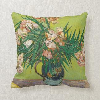 Vincent Van Gogh Oleanders Cushion