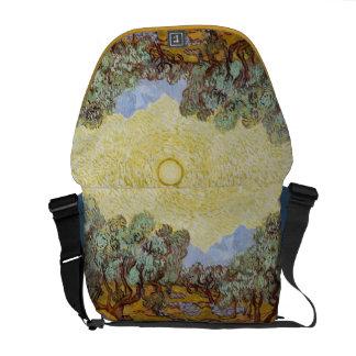 Vincent van Gogh | Olive Trees, 1889 Commuter Bag