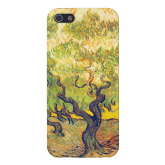 "Vincent van Gogh ""Olive Trees"" Case For The iPhone 5"