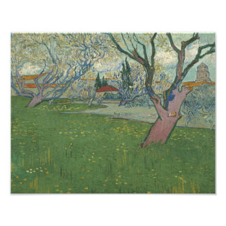 Vincent van Gogh - Orchards in Blossom Photo Print