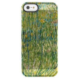 Vincent van Gogh - Patch of grass Clear iPhone SE/5/5s Case