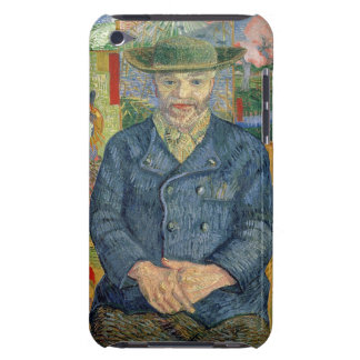 Vincent van Gogh   Pere Tanguy (Father Tanguy) iPod Touch Cases