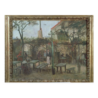 Vincent van Gogh | Pleasure Gardens at Montmartre Postcard