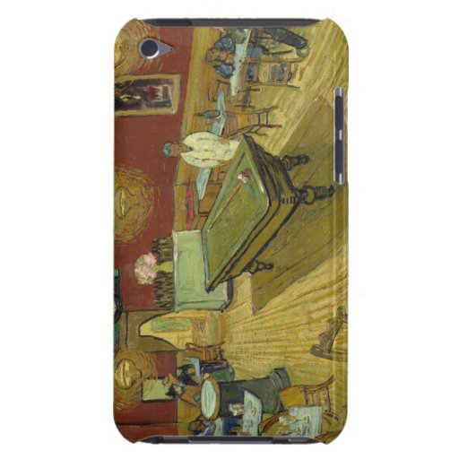 Vincent Van Gogh -  Pool Hall Case-Mate iPod Touch Case