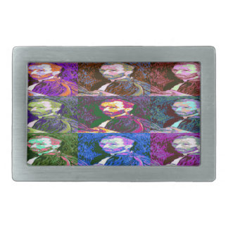 Vincent van Gogh Pop Art Belt Buckles