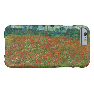 Vincent van Gogh - Poppy Field Barely There iPhone 6 Case