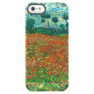 Vincent Van Gogh Poppy Field Floral Vintage Art Permafrost® iPhone SE/5/5s Case