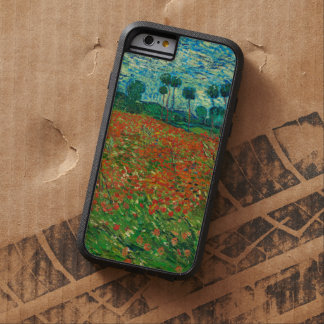 Vincent Van Gogh Poppy Field Floral Vintage Art Tough Xtreme iPhone 6 Case