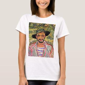 Vincent Van Gogh - Portrait Of A Young Peasant T-Shirt