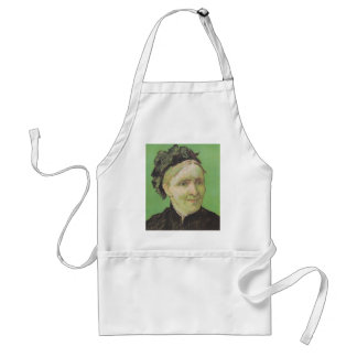 Vincent Van Gogh Portrait of Artist's Mother Art Standard Apron