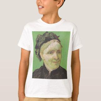 Vincent Van Gogh Portrait of Artist's Mother Art T-Shirt