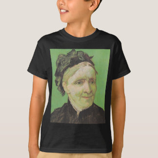 Vincent Van Gogh Portrait of Artist's Mother Art T-Shirt