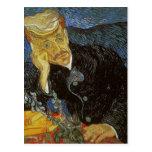 Vincent van Gogh Portrait of Dr. Gachet was painte Postcards