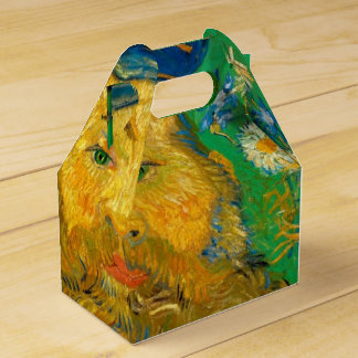 Vincent van Gogh - Portrait of Joseph Roulin Favour Box