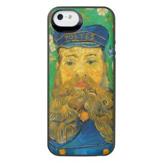 Vincent van Gogh - Portrait of Joseph Roulin iPhone SE/5/5s Battery Case