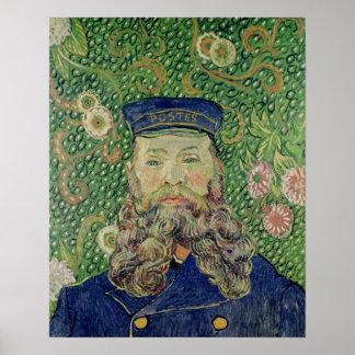 Vincent van Gogh | Portrait of the Postman Poster