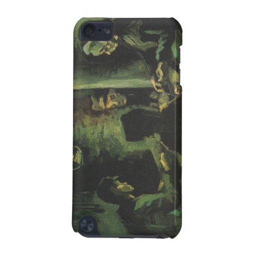 Vincent Van Gogh - Portrait Painting iPod Touch 5G Cases