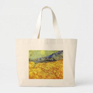 Vincent Van Gogh Reaper Tote Bag