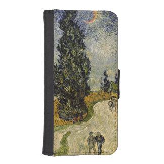 Vincent van Gogh | Road with Cypresses, 1890