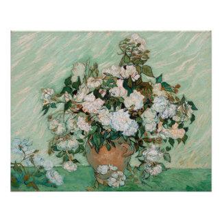Vincent van Gogh | Roses, 1890
