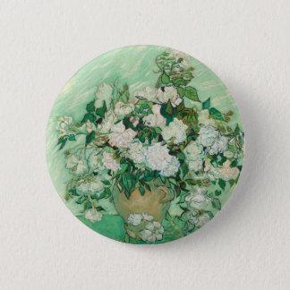 Vincent van Gogh Roses 6 Cm Round Badge