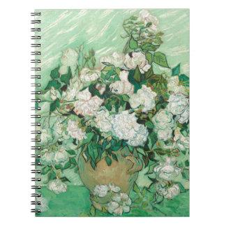 Vincent van Gogh Roses Notebooks