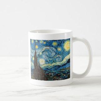 Vincent Van Gogh's Starry Night Coffee Mug