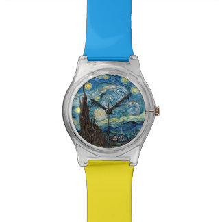 Vincent Van Gogh's Starry Night Watch