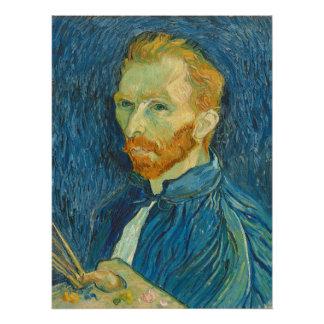 Vincent van Gogh | Self Portrait, 1889