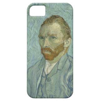 Vincent Van Gogh Self-Portrait 1889 iPhone 5 Cover