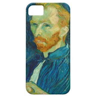 Vincent van Gogh Self Portrait 1889 Painting iPhone 5 Cover