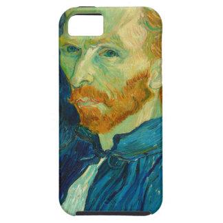 Vincent van Gogh Self Portrait 1889 Painting Tough iPhone 5 Case