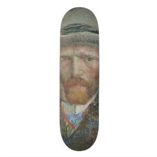 Vincent Van Gogh Self Portrait Board Skateboard Deck
