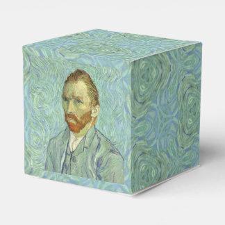 Vincent Van Gogh Self Portrait Fine Art Painting Favour Box