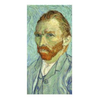 Vincent Van Gogh Self Portrait Fine Art Painting Photo Cards