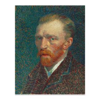 Vincent Van Gogh Self-Portrait Flyer