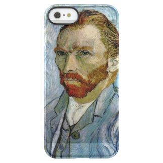 Vincent Van Gogh Self Portrait Permafrost® iPhone SE/5/5s Case
