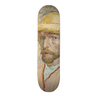 Vincent van Gogh - Self-portrait Skateboard