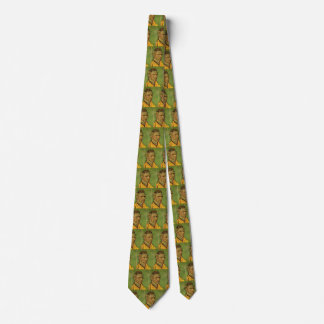 Vincent van Gogh Self Portrait Tie