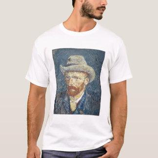 Vincent van Gogh | Self Portrait with Felt Hat T-Shirt