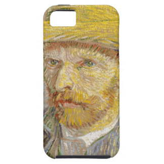 Vincent Van Gogh Self Portrait with Straw Hat Art Case For The iPhone 5