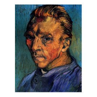 Vincent van Gogh Self Portrait without Beard Postcard