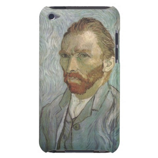 Vincent  Van Gogh Self Storage Barely There iPod Covers