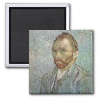 Vincent  Van Gogh Self Storage Refrigerator Magnets