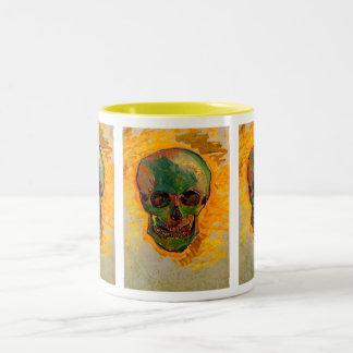 Vincent van Gogh Skull Mug