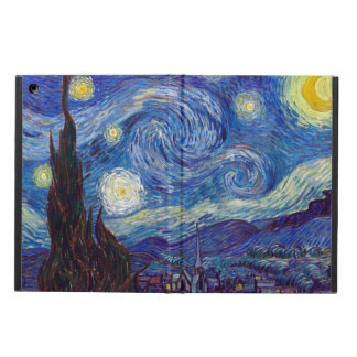 VINCENT VAN GOGH - Starry night 1889 Cover For iPad Air