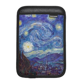 VINCENT VAN GOGH - Starry night 1889 iPad Mini Sleeve
